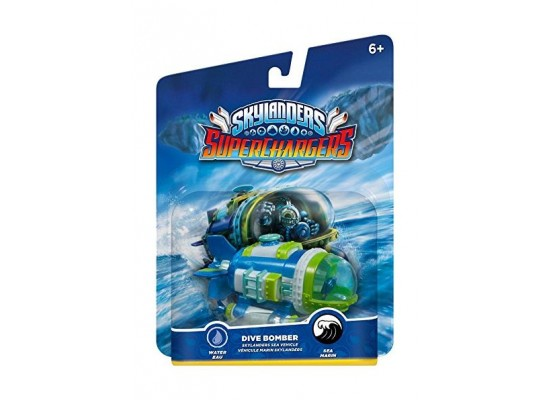 Skylanders SuperChargers: Vehicle Dive Bomber Character