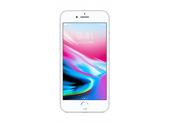 Apple iPhone 8 64GB Phone - Silver