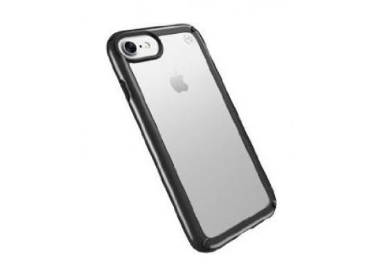 more photos d782d b20d4 Speck Presidio iPhone 8 / 7 Case - Clear/Black