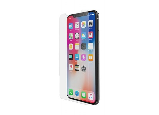 Belkin iPhone X InvisiGlass Overlay Ultra Glass Screen Protector - Clear