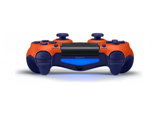 Sony PlayStation 4 DualShock 4 Soft Touch Controller - Orange