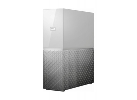 Western Digital 6TB MyCloud Home Hard Drive (WDBVXC0060HWT) - White