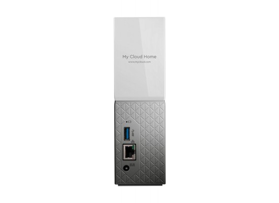 Western Digital 4TB MyCloud Home Hard Drive (WDBVXC0040HWT) - White