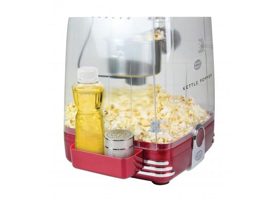 Nostalgia Kettle Popcorn Maker (KP250RR)