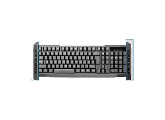 Promate EasyKey-3 Wired Keyboard - Black
