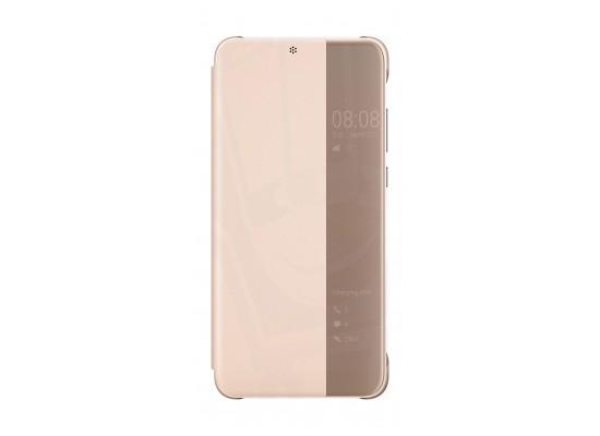 huge selection of 8df88 d16c5 Huawei Flip Case For Huawei P20 Pro (51992366) - Pink