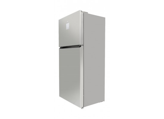 TCL 19 CFT Top Mount Refrigerator (TRF-545WEX) - Stainless Steel