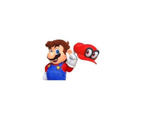 Super Mario Odyssey Nintendo Switch Game (SUPERMARIOODD) 4