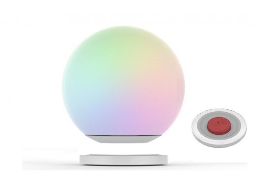 Mipow BTL301W Playbulb Sphere Waterproof Bluetooth Smart LED Light Bulb - White