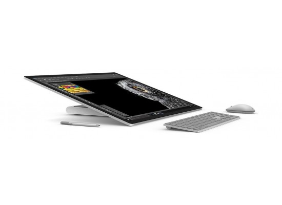 Microsoft Surface Studio Core-i7 32GB RAM 2TB HDD 4GB nVidia 28-inch 4K Toucscreen All-In-One Desktop