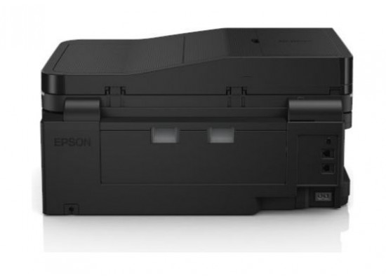 Epson L565 4-in-1 Colour Ink Tank System Wireless Printer - Black