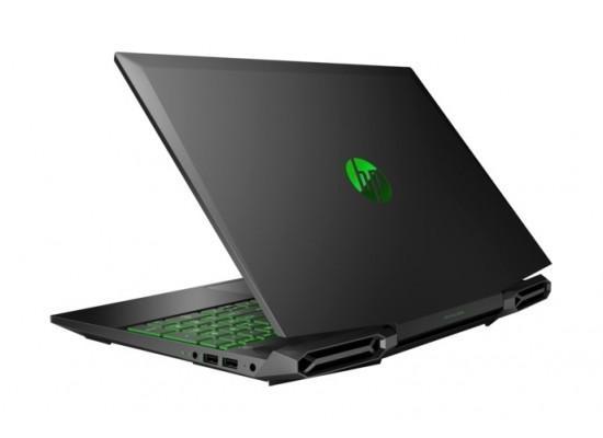 HP Pavilion 15-dk0001ne Geforce GTX 1650 4GB Core i7 16GB RAM Geforce GTX 1650 4GB 15.6-inch Gaming Laptop - Black