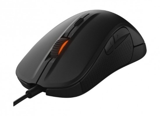 SteelSeries Rival 300S RGB Wired Optical Mouse - Black