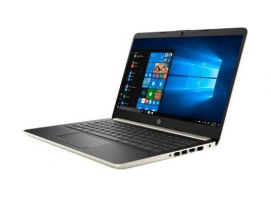 "HP 14-cf3015ne Intel Core i5 10th Gen. 8GB RAM 1TB HDD + 128GB SSD 14"" Laptop - Gold"