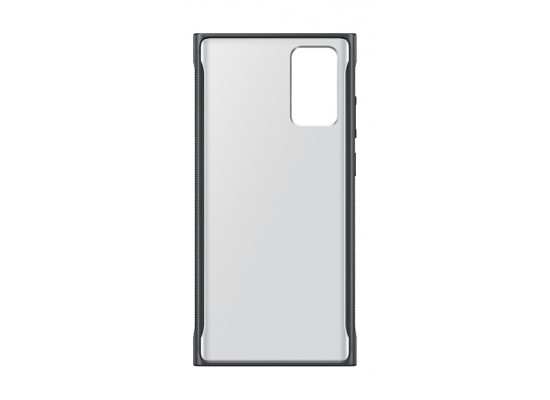 Samsung Galaxy Note20 Clear Protective Cover (EF-GN985CBEGWW) - Black