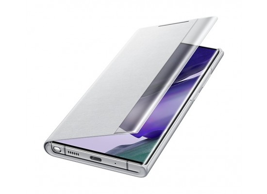 Samsung Galaxy Note 20 Ultra Clear View Cover (EF-ZN985CSEGWW) - Silver