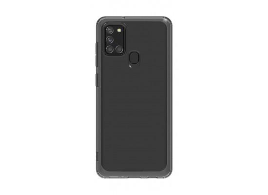 Samsung Galaxy A21S Back Case (17KDABW) -  Black
