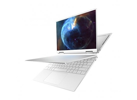"""Dell XPS 13 Core i7 32GB RAM 1TB SSD 13.4"""" 2-in-1 Laptop (XPS-13-7390-2092-S) - Silver"""
