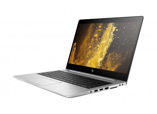 "HP EliteBook 840 Core i5 8GB RAM 256GB SSD 14"" SMB Laptop (8MJ75EA#ABV) - Silver"
