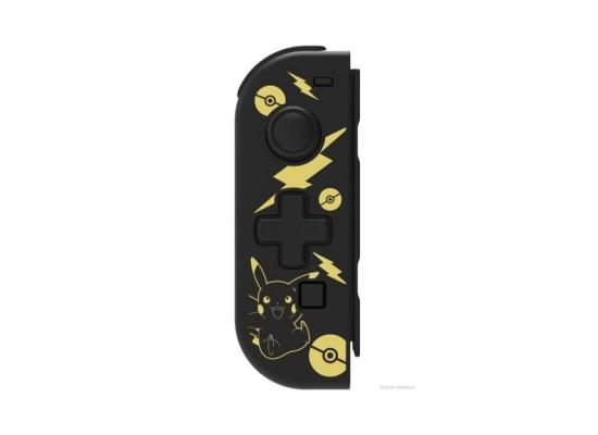 Hori Nintendo Switch D-Pad - Pikachu Black & Golden Edition