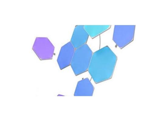 Nanoleaf Light Panel Hexagon Shape – 3 Panels