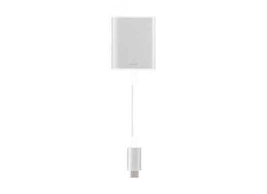 Moshi USB-C To HDMI Adapter (99MO084202) – Silver