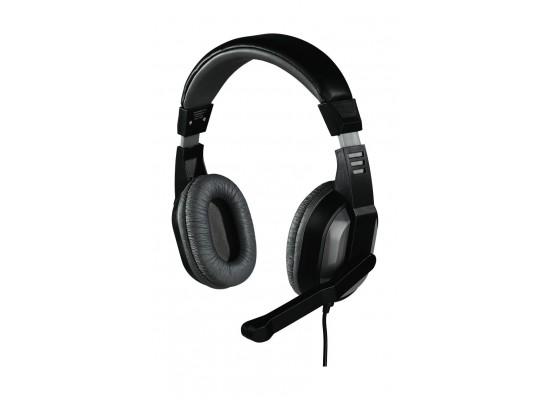 Hama OFFBEAT Over-Ear Headset (53983) – Black