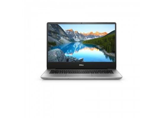 Dell Inspiron Core i7 16GB RAM 1TB+128 SSD 14-inch Laptop - Silver