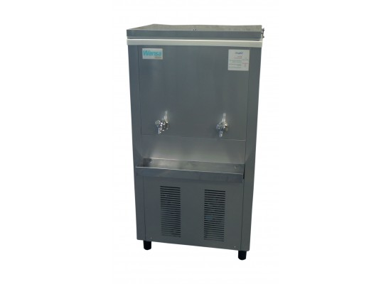 Wansa Gold Open Top Floor Standing Water Cooler 150 Liters (WGWC 150.3) - Silver