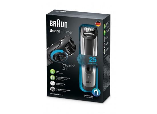 Braun Beard Male Trimmer (BT5090)