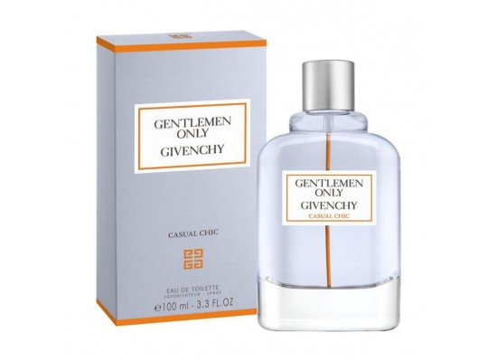 a400ed88a2 Givenchy Gentlemen Only Eau De Toilette for Men 100ml | Xcite ...