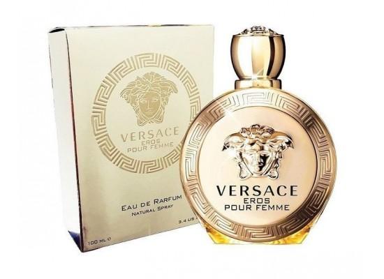 4ae3204d5 Versace Eros Pour Femme Eau De Parfum for Women 100ml | Xcite ...