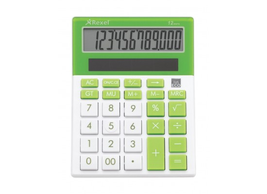 Joy Desktop Calculator - Lime