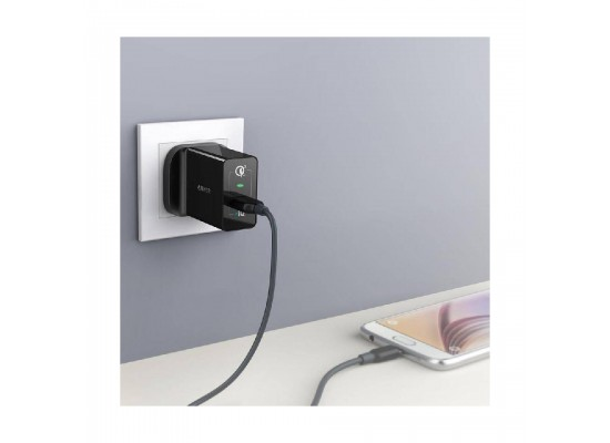 Anker PowerPort USB Home Charger - Black