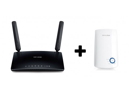 TP-Link Archer MR200 AC750 4G LTE Wireless Dual Band Router