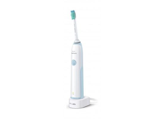 Philips Sonicare CleanCare Sonic Electric Toothbrush (HX5350/02) – White