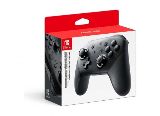 Nintendo Switch Pro Wireless Controller - Black