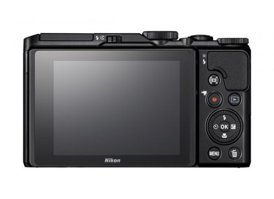Nikon Coolpix A900 20MP 4K Digital Camera - Black