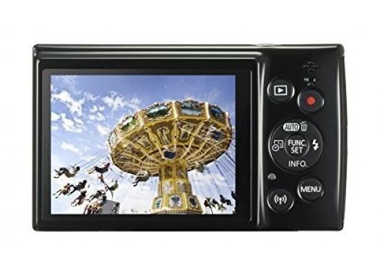 Canon IXUS 190 20MP Wi-Fi Camera - Black