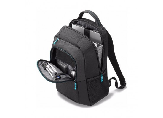 Dicota Spin 14-15.6 Inch Backpack - Black
