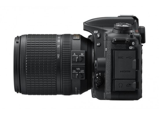 Nikon D7500 20.9MP 18-140MM DSL Camera