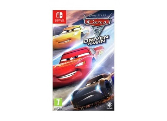Cars 3 Drive to Win: Nintendo Switch Game