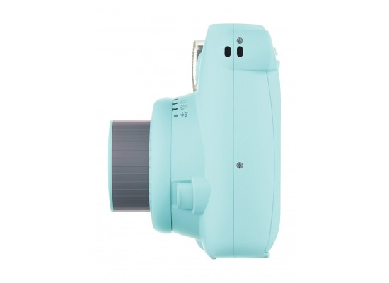 Fujifilm Instax Mini 9 Camera - Ice Blue