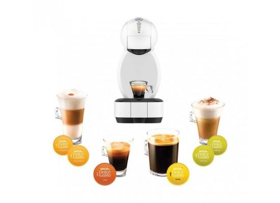 Dolce Gusto Nescafe NDG 1460 W Coffee Machine 1L  - White