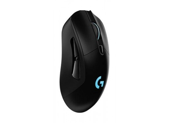 Logitech Lightspeed Wireless Gaming Mouse (G703) - Black