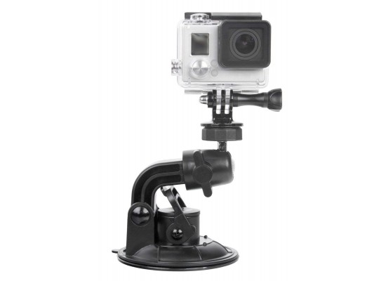 Bower Xtreme Action Series 9cm Suction Cup Mount fro GoPro