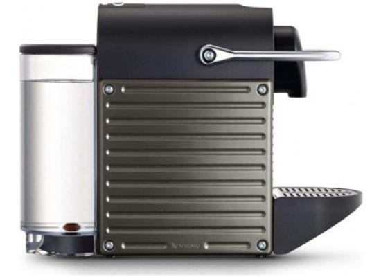 Nespresso Pixie Coffee Machine Titan - (C60-ME-TI-NE )