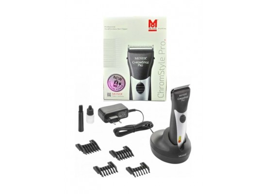 Moser ChromStyle Pro Cordless Hair Clipper - Black - 1871-0171