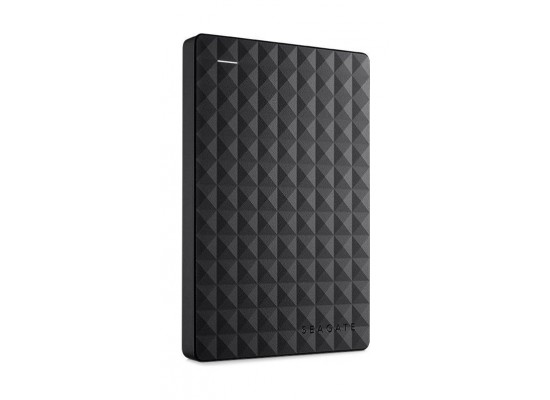 Seagate STEA2000400 Expansion 2TB External USB 3.0 Portable Hard Drive - Black