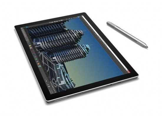 "Microsoft Surface Pro Core i7 16GB RAM 512 GB SSD 12.3"" Convertible Laptop - Platinum"